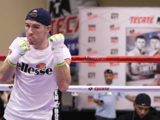 Liam Smith Workout