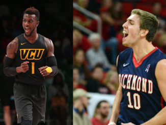 TJ Cline and JeQuan Lewis