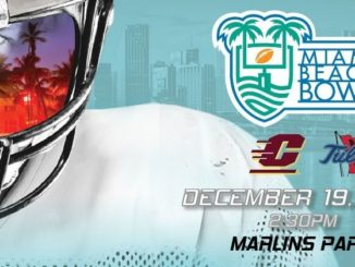 Miami Beach Bowl Logo