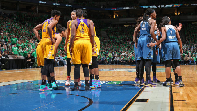 WNBA Finals Preview - Nuts and Bolts Sports