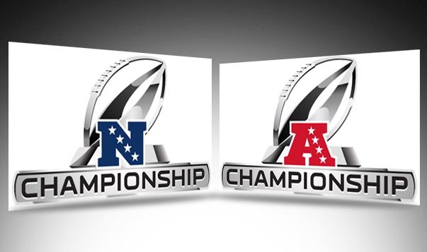 when is the afc and nfc championship games