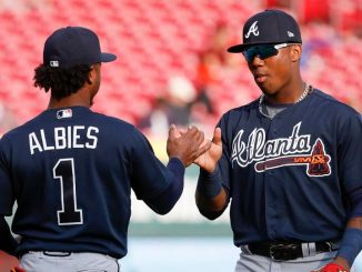 Albies and Acuna