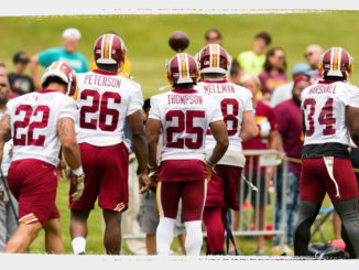 Washington Redskins concerns
