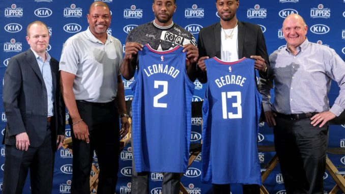 Clippers prepare for NBA opening