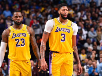 LeBron and Anthony Davis lead the NBA 2020s