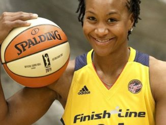 Tamika Catchings leads justice charge