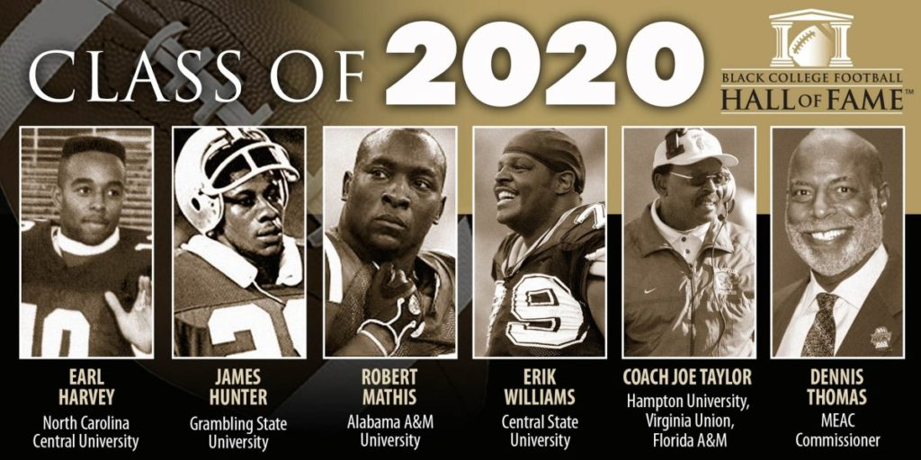 Black College Football Hall Of Fame