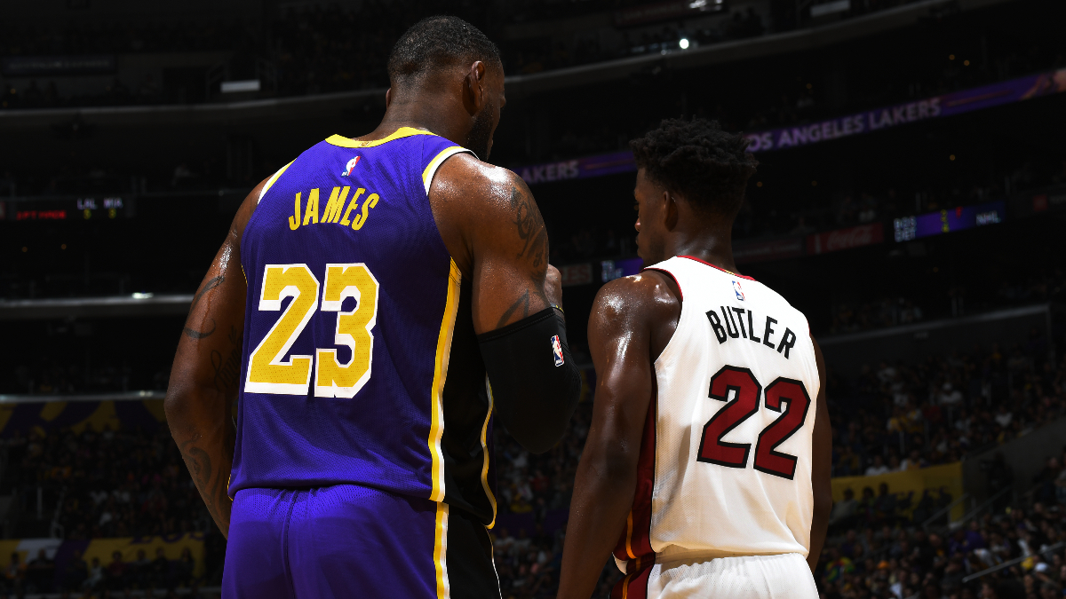 Los Angeles Lakers vs. Miami Heat: Championship Preview ...